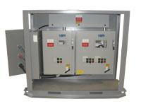 pump starter rack